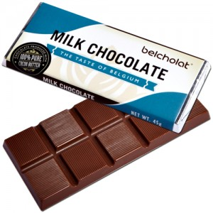 Milk Chocolate 35% – 45g