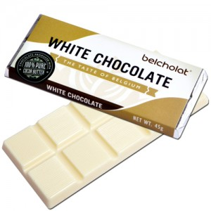 White Chocolate 30% – 45g