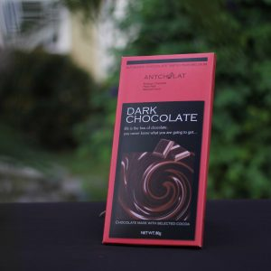 Dark Chocolate Antcholat