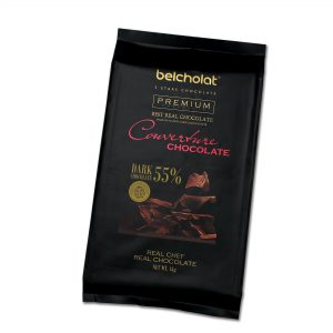 Dark Chocolate Couverture 1kg