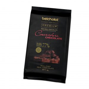Bitter Chocolate Couverture 77% – 1kg
