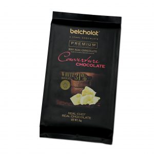 White Chocolate Couverture 1kg